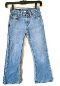 A&F Girls Bootcut Jeans Vintage 00's